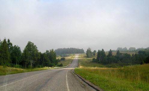 дорога р8, трасса р8