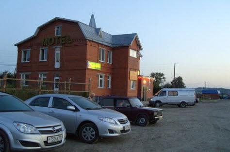 мотель в Цивильске, гостиницы на трассе М7