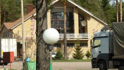 мотель санга, гостиницы на трассе М10