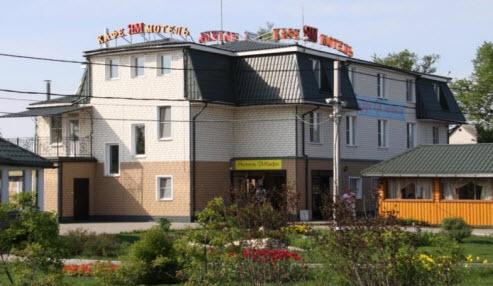 мотель ям, мотели на трассе М10