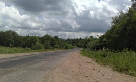 трасса р136, дорога р136