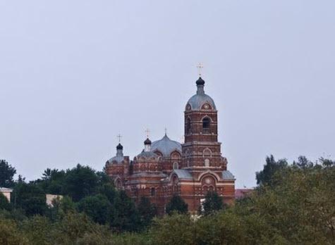 Преображенский собор, Ковров,трасса Р71