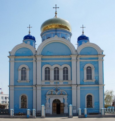 Тихвинский собор, Данков трасса р126