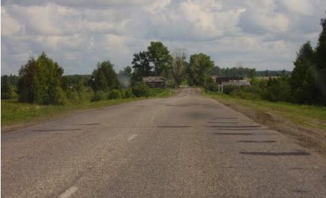 трасса Р71, маршрут Ковров Кинешма
