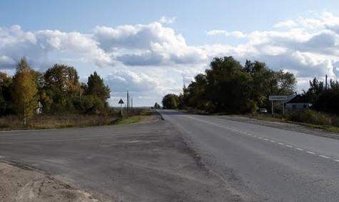 трасса р126, дорога р126