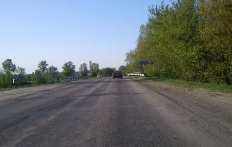 трасса р188, дорога р188