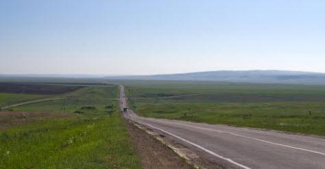 трасса р418, маршрут Иркутск - Качуг