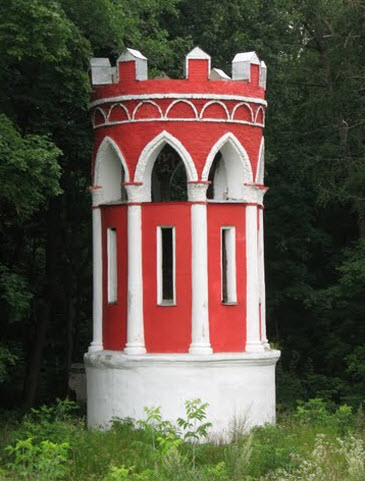 башня Шамиля, Льгов трасса р199