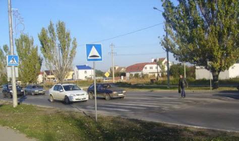 Трасса Р214 маршрут Астрахань — Камызяк.