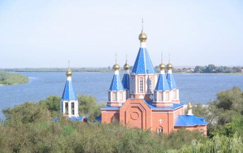 церковь иконы Смоленской Божьей Матери, камызяк