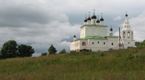 Анастасов монастырь, трасса р148