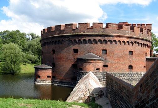 Бастион Der Donna калининград