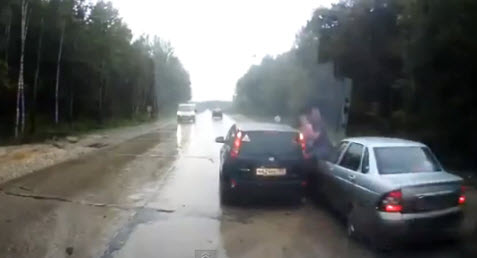 авария машины дети