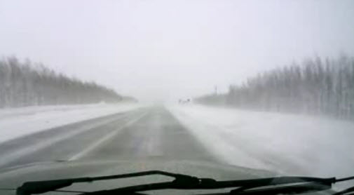 авария на трассе Саратов - Пенза