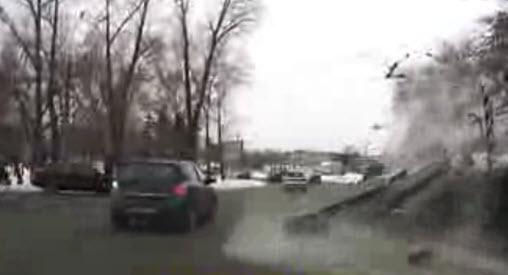 авария с участием грузовика