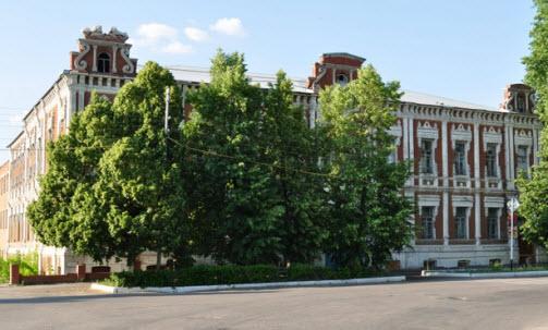 дом купца Семенова, Балашов, бывшая гостиница метрополь