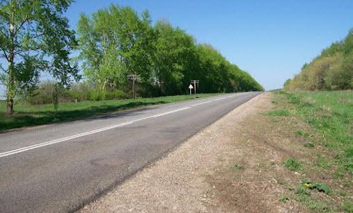 трасса р148, дорога р148
