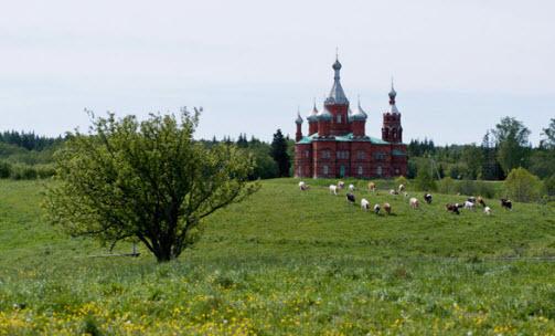 Спасо-Преображенский собор, волговерховье, маршрут