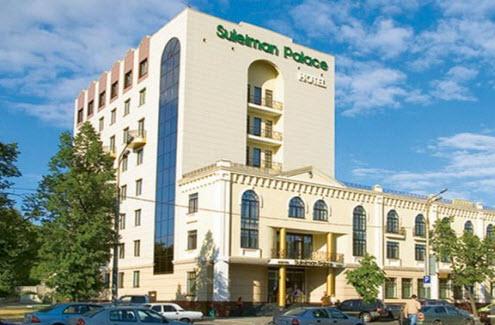 сулейман отель, гостиницы казани