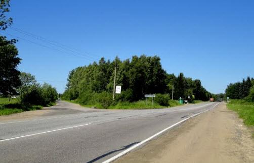 трасса а128, дорога а128