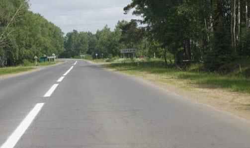 трасса р104 маршрут выходного дня Мышкин