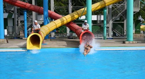 аквапарк геленджик