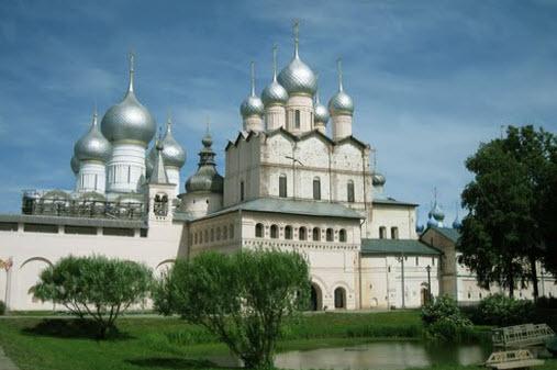 ростовский кремль, поездка выходного дня