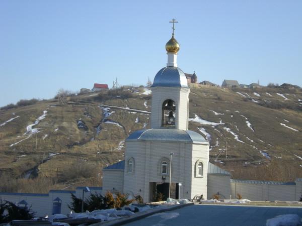 колокольня. серафимович волгоградская область
