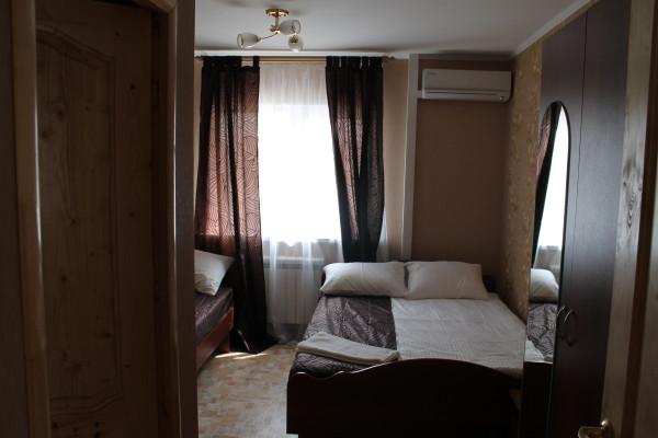 Двухместный номер гостиница Теремок