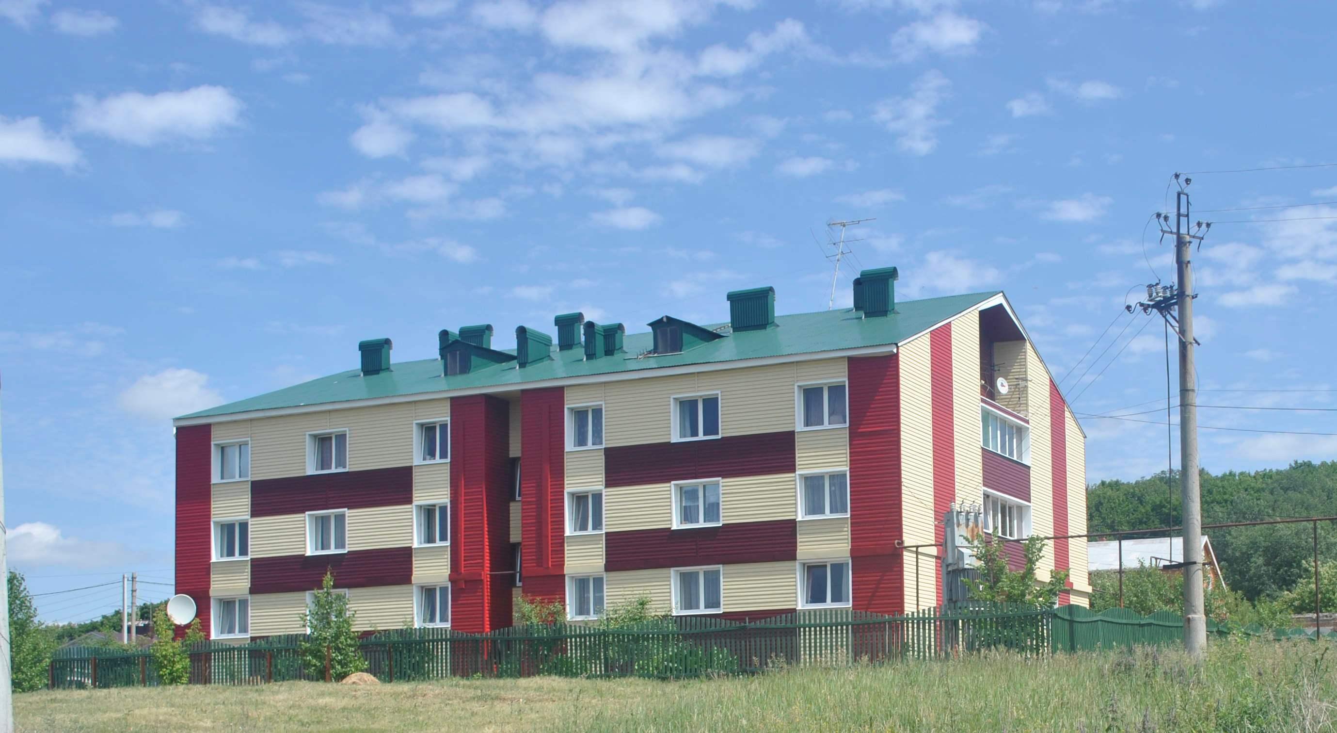 мотель на трассе М5 Новосемейкино