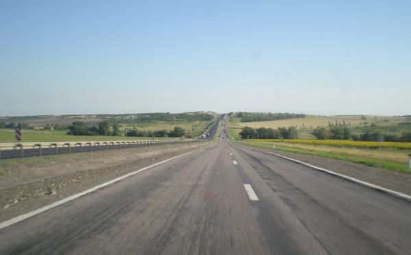 дорога м4 поездка в москву