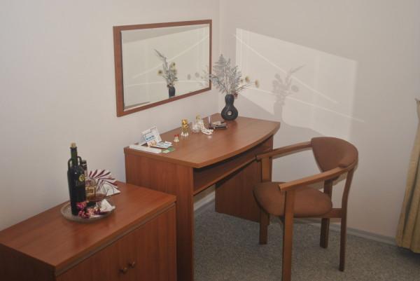Обстановка в номере гостиница Новосемейкино