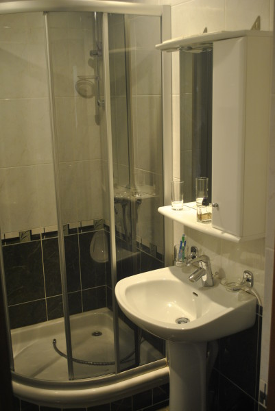 ванная комната, мотель на трассе м5