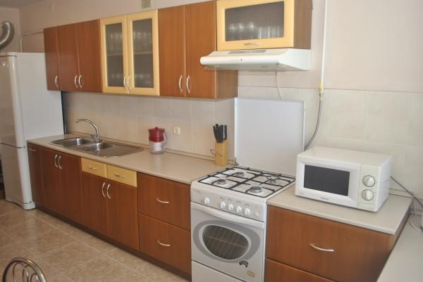 Кухня, мотель на трассе М5, Новосемейкино