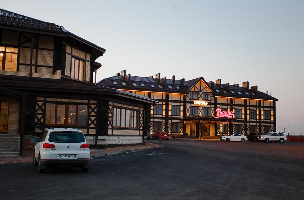 Придорожные гостиницы на трассе м4