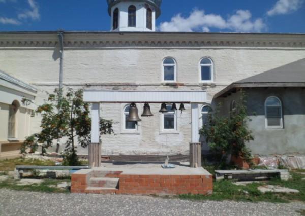 звонница каменнобродский монастырь