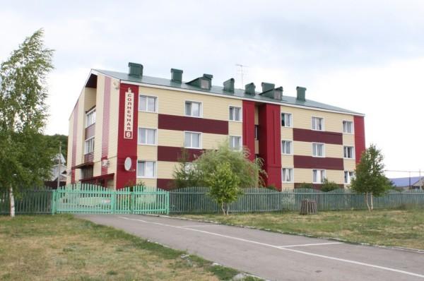 новосемейкино мотель