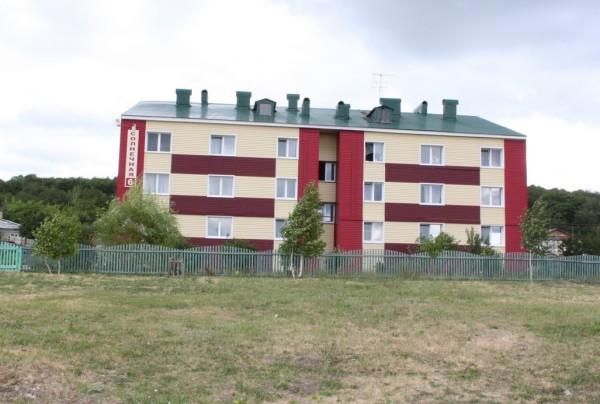гостиница на трассе урал в новосемейкино