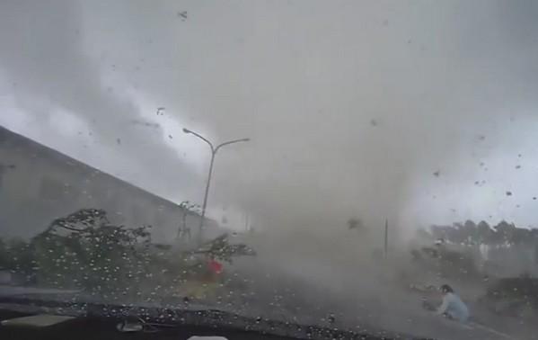 торнадо на тайване