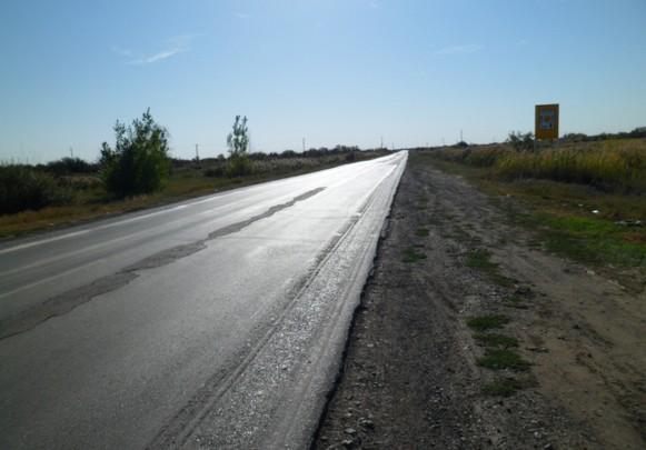 трасса астрахань - Волжский