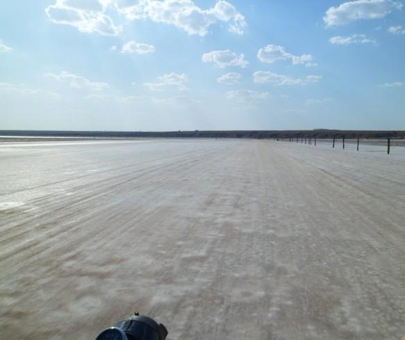 озеро баскунчак путешествие на мотоцикле