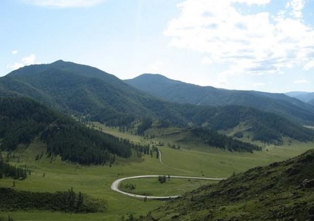 перевал чике-таман алтай