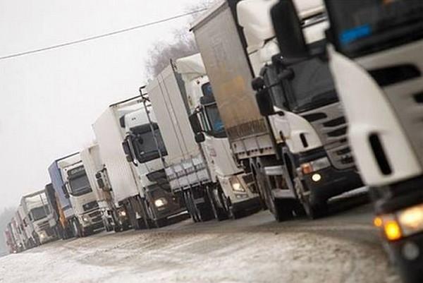 забастовка дальнобойщиков