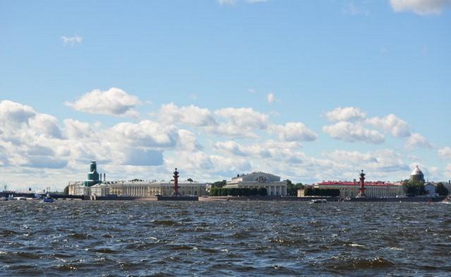 поездка красноярск питер 13