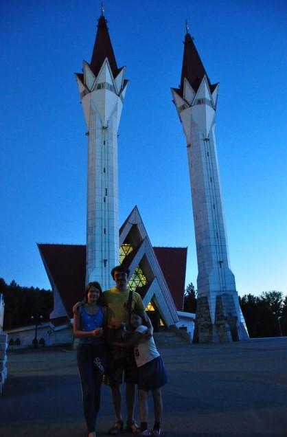 поездка красноярск питер 22