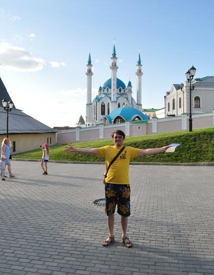 поездка красноярск питер 9