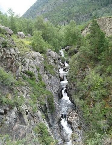 ульча в горах