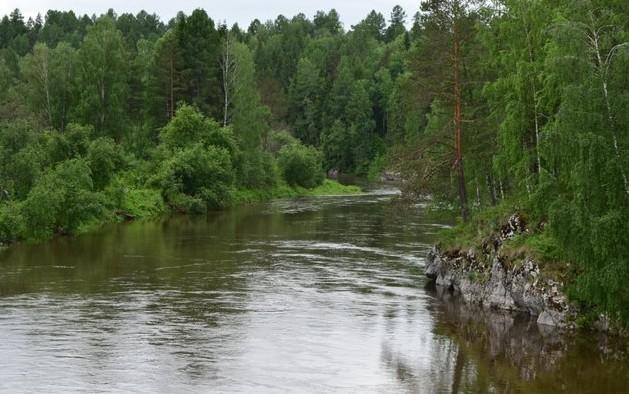 поездка по уралу оленьи ручьи парк и река