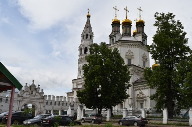 Троицкий собор верхотурье