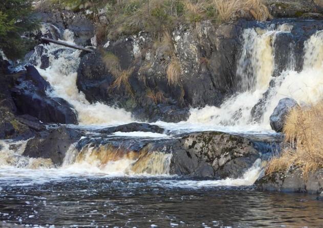 поездка на водопады
